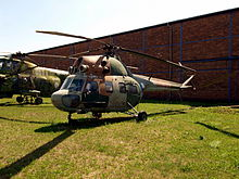 Mil Mi-2 Hoplite Czech air force 3302, serie 533302123 pic1.JPG