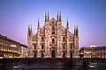 Milan Cathedral (Duomo di Milano) evening.jpg