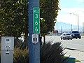 Mile post 366 on US-89 in Sandy, Utah, Nov 16.jpg