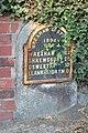 Milestone, Llanrhaeadr ym Mochnant - geograph.org.uk - 980292.jpg