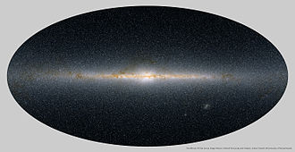 Zone of Avoidance - The Milky Way creates a Zone of Avoidance for local observers.