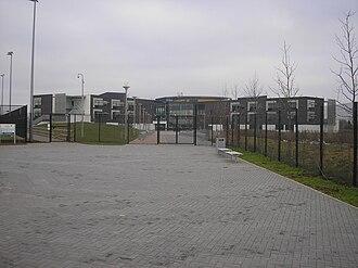Milton Keynes Academy - Image: Milton Keynes Academy