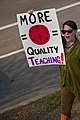 Milwaukee Public School Teachers and Supporters Picket Outside Milwaukee Public Schools Adminstration Building Milwaukee Wisconsin 4-24-18 1072 (39925465770).jpg