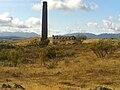 Mina ElRasillo ruinas Mestanza 07June2009 ValledeAlcudia.jpg