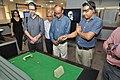 Mind Game - GSM Project Members Visit NDL With NCSM Officers - NCSM - Kolkata 2018-02-22 8016.JPG