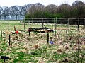 Mine Awareness Area - Military Demonstration, RAF Halton - geograph.org.uk - 1232105.jpg
