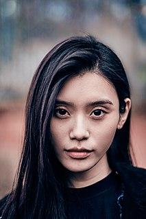 Ming Xi Chinese model