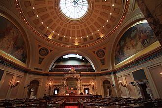Minnesota Senate - Image: Minnesota State Senate