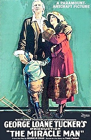 The Miracle Man (1919 film) - Film poster