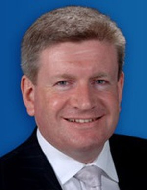 Minister for Communications (Australia) - Image: Mitch Fifield
