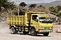Mitsubishi Fuso truck, National Highway 1 (East Timor), 2018 (01).jpg