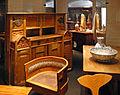Mobilier art nouveau finlandais (Musée du design, Helsinki) (2765671356).jpg