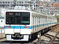Model 8000-Full Color LED of Odakyu Electric Railway.JPG