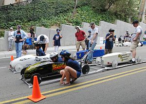 Soap Box Derby - Modern Derby Cars