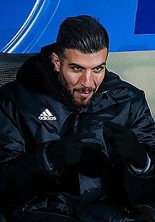 Mohammad Reza Khanzadeh Iranian footballer