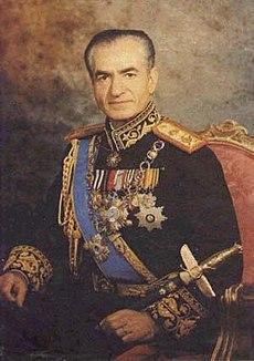 الحلف الايراني السعودي 230px-Mohammad_Reza_Pahlavi