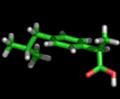Molecule ibuprofene 3D.png