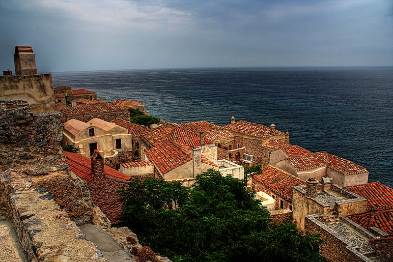 Αρχείο:Monemvasia3 by evlahos.jpg
