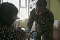 Mongolian Armed Forces, US Service Members Conduct Health Services Support Engagement 150621-M-TF269-830.jpg