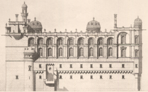 Eugène Millet - Château de Saint-Germain-en-Laye (from the 1892 monograph)