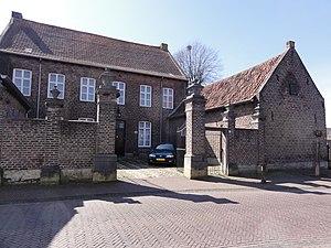 Montfort, Netherlands - Image: Montfort (Roerdalen) Rijksmonument 47063 pastorie