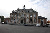 Monthois - la Mairie - Photo Francis Neuvens lesardennesvuesdusol.fotoloft.fr.JPG