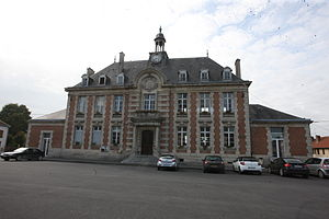 Monthois - Town hall