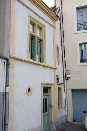 André Messager - Messager's birthplace in Montluçon