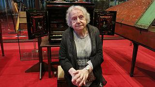 Montserrat Torrent Spanish organist