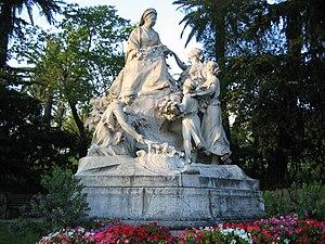 Monument reine Victoria