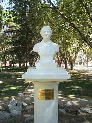 Español: Monumento a Gabriela Mistral, Limache...