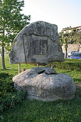 Monument to Gonzalo Torrente Ballester