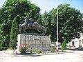 """Monumentul statuar """"Dragoş Vodă şi Zimbrul"""".jpg"""