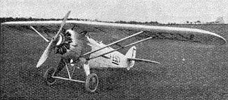 Morane-Saulnier MoS-50 - Morane Saulnier MS.122 photo from L'Aérophile-Salon1926