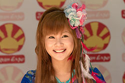 Morning Musume 20100703 Japan Expo 17.jpg