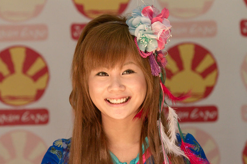 Ficheiro:Morning Musume 20100703 Japan Expo 17.jpg