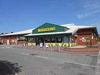 Morrisons Supermarket in Seacombe