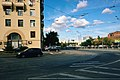 Moscow, Bolshoy Matrossky Lane and Rusakovskaya Embankment (21221965726).jpg