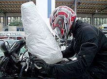Airbag motociclistico