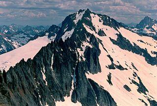 Buckner Mountain mountain