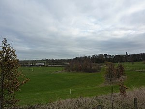 Mount St Mary's College - Rugby fields