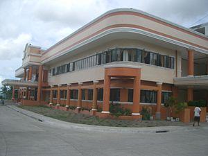 Goa, Camarines Sur - Municipal Hall
