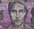 Mural feminista Gandia - Simone de Beavoir.jpg