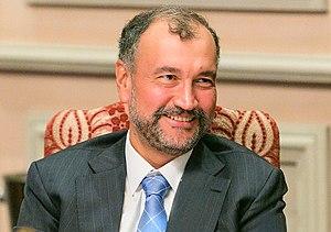 Murat Ülker - Yıldız Holding and pladis Chairman