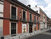 Museo del Romanticismo - Fachada - Fachada del Museo del Romanticismo.jpg