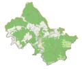 Muszyna (gmina) location map.png