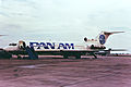 N4735 B727-235 Pan-American MAN OCT87 (13186596493).jpg