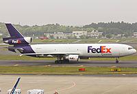 N589FE - MD11 - FedEx