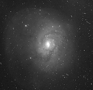 NGC 17 - The central regions of NGC 17 have a spiral structure.