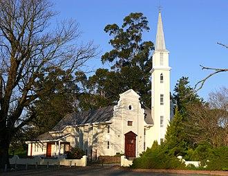 Simondium - Church in Simondium